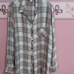 BEACHLUNCHLOUNGE Button Down Top